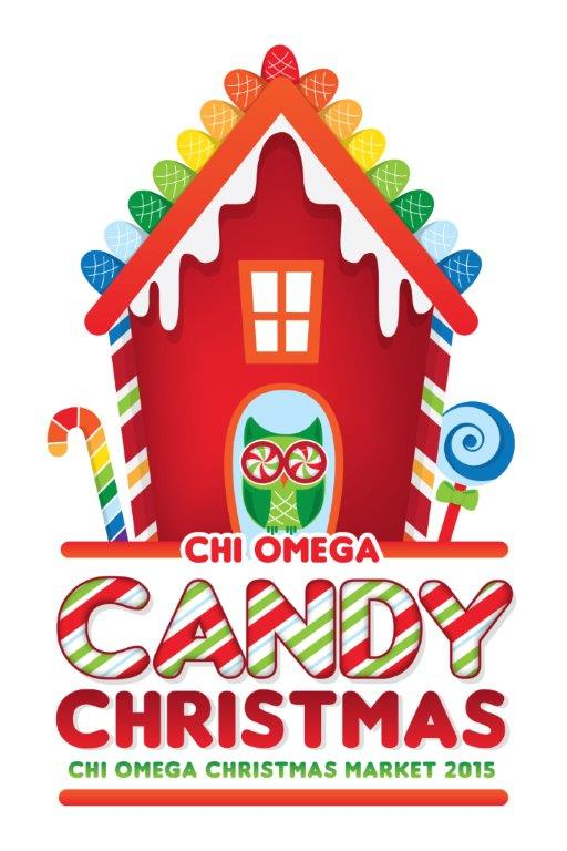CANDY LAND OWL HOUSE Logo 2015